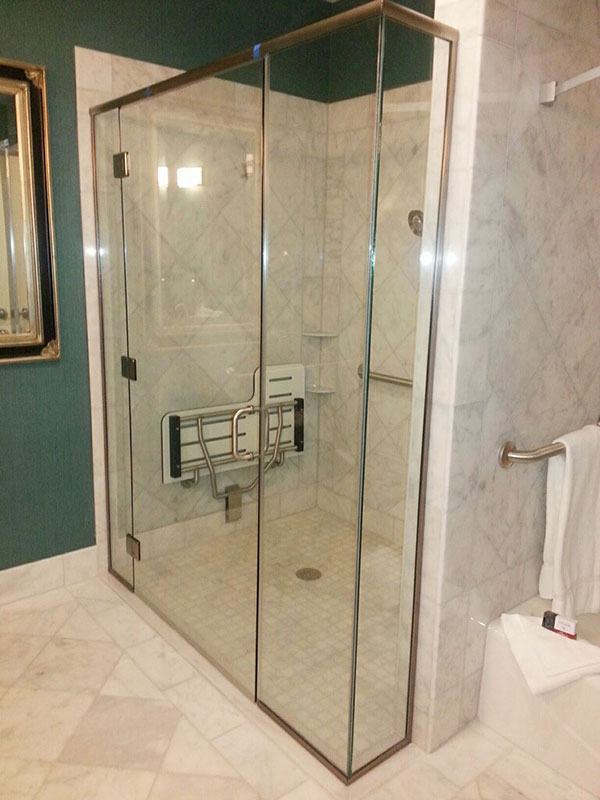 Frameless Shower Doors by Colorado Shower Door